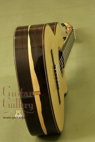 African Blackwood Guitars at Guitar Gallery TN