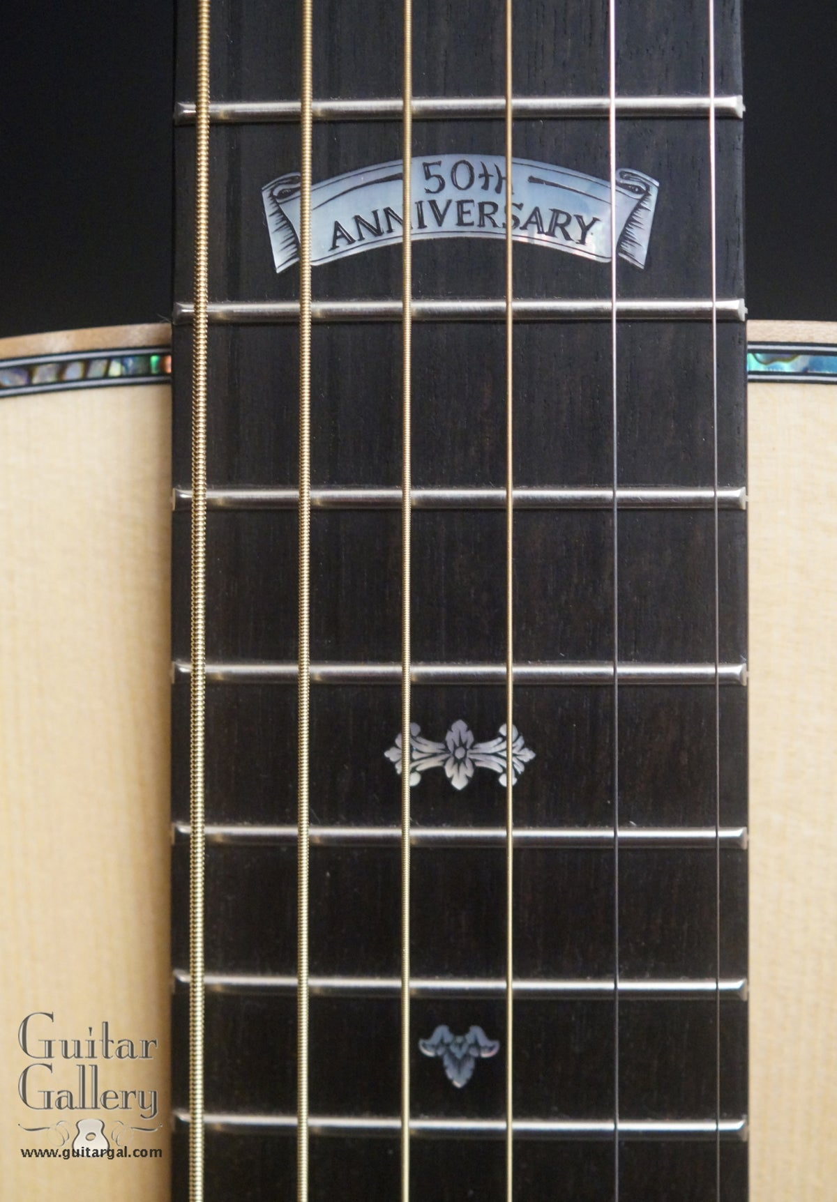 Froggy Bottom 50th Anniversary Guitar