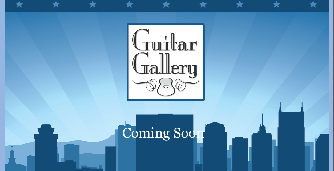 Nashville skyline Guitar Gallery