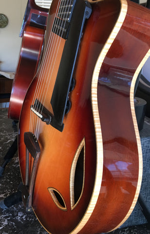 Thorell FV archtop