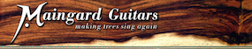 Maingard Guitars logo