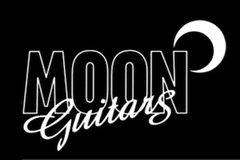 Moon Guitars Logo