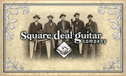 Square Deal Guitars logo