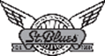 St Blues Guitars Logo