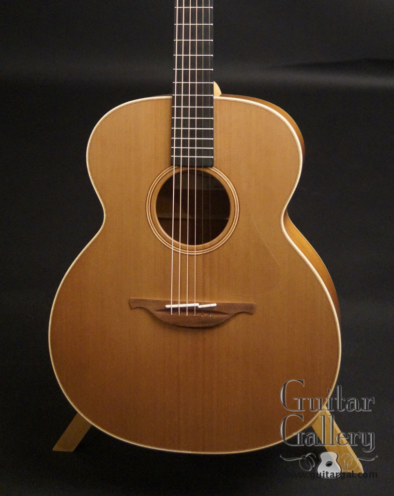 Lowden O22x guitar cedar top