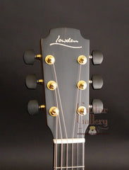 Lowden guitar headstock