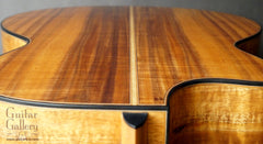 Lowden O50c Koa Guitar back