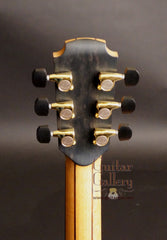 Lowden Koa Guitar headstock