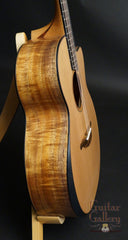 Lowden O50c Koa Guitar side