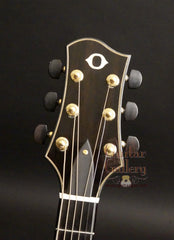 Olson guitar headstock