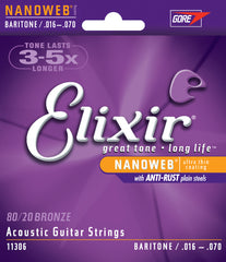 Elixir NanoWeb 80/20 Strings