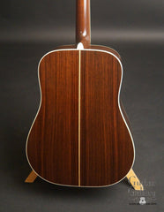 Martin 150th Anniversary D-41 guitar back