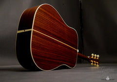 Martin 150th Anniversary D-41 guitar glam shot back