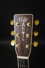 1983 Martin 150th Anniversary D-41 guitar  headstock