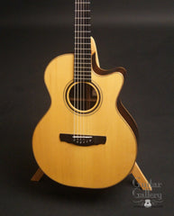 Ryan Mission GC guitar sitka spruce top
