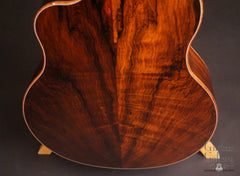 McPherson MG-3.5XP guitar Brazilian rosewood back