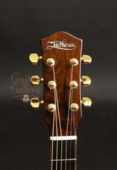 McPherson MG-3.5 Guitar headstock