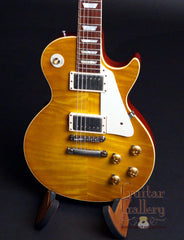 Gibson '59 reissue Les Paul electric guitar