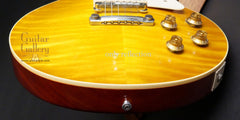 '59 Gibson Les Paul reissue electric guitar carved top