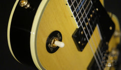 Gibson custom '68 Les Paul electric guitar toggle