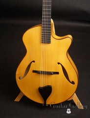 D'ambrosio archtop guitar
