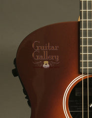 Rainsong Graphite Guitars: Vintage Burst APLE (Al Petteway Sig Model)