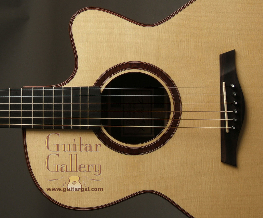 beneteau guitar used macassar ebony m guitar gallery. Black Bedroom Furniture Sets. Home Design Ideas