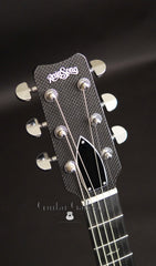 Rainsong guitar headstock