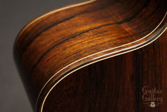 Bourgeois Soloist OMC AT guitar detail