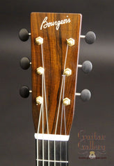 Bourgeois Soloist OMC AT guitar headstock
