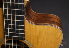 Bourgeois Soloist OMC AT guitar cutaway