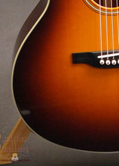 Bourgeois SJ prototype guitar sunburst