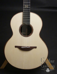 Lowden S50 Bushmills guitar close