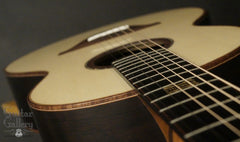 Bushmills X Lowden guitar down front