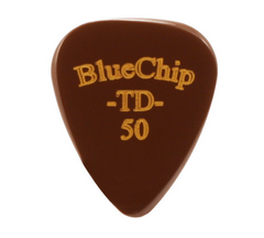 Blue Chip TD50 guitar pick