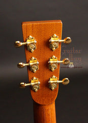 Bown guitar headstock