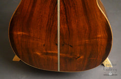 Branzell 000-12 guitar low back