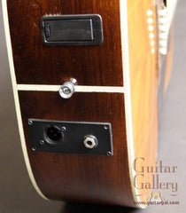 Leach Thom Bresh Legacy Guitar end
