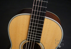 Collings 02H guitar Sitka spruce top