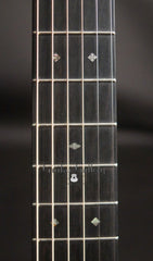 Collings 02H guitar ebony fretboard