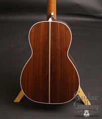 Collings 02H guitar back