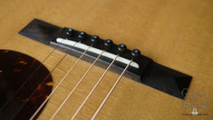 Collings 02H guitar pyramid bridge