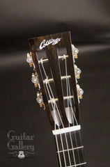Collings 02H guitar slotted headstock