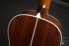 Collings 02H guitar heel
