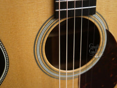 Collings 02H guitar rosette