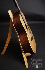 Collings 02H guitar side
