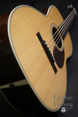 Collings 02H guitar at Guitar Gallery