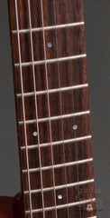 Collings CL guitar (city limits) fretboard