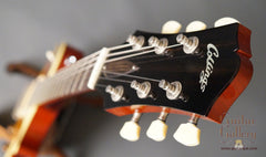 Collings CL guitar headstock