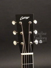 Collings CW guitar headstock
